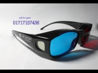 3D GLASS FOR TV LAPTOP MOBIL PROJECTOR 4 ALL .01676871087