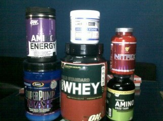 All supplement product
