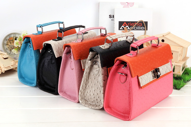 Replica branded woman s handbags | ClickBD large image 1