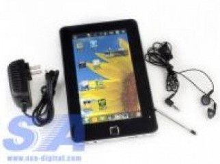 7 inch VIA8650 Android 2.2 Built-in Phone Call GSM 900 1800 | ClickBD large image 1