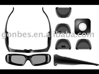 nVidia 3D Glass for All type Monitor Including 20 Items