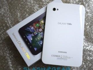 Samsung Galaxy Tab p1000 wit box 100 Brand New xchange also