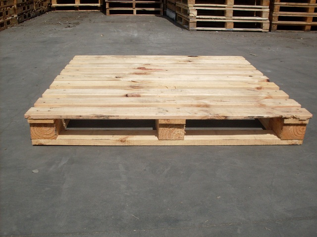 Wooden Pallet Export Block  | ClickBD large image 0