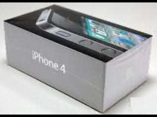 Selling Brand New Apple iPhone 4G iPhone 4 S