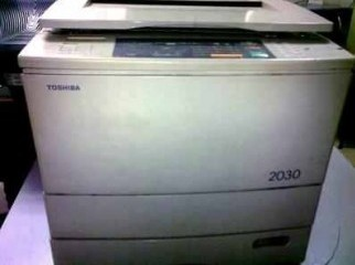 TOSHIBA 2030 Photocopyer
