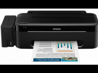 Epson L100 with CISS Facility Warranty available