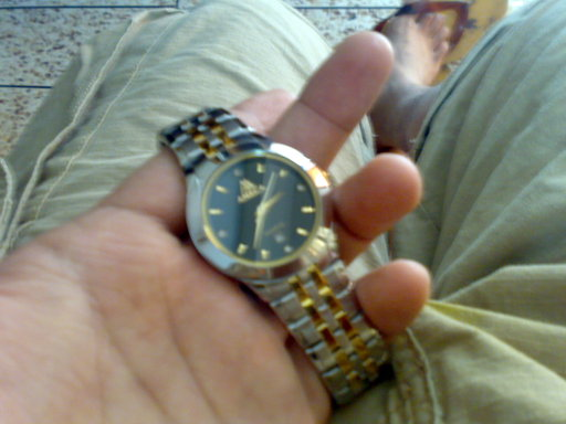 AMECA Luxury Watch - ORIGINAL - 50 OFF - 1500tk only  | ClickBD large image 1