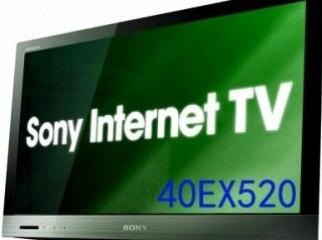 SONY BRAVIA INTERNET TV 40EX520 88000 5YRS WARRANTY