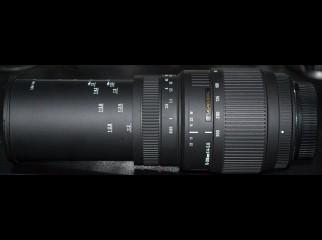 Sigma Japan 70-300mm F4-5.6 DG AF MACRO for Nikon