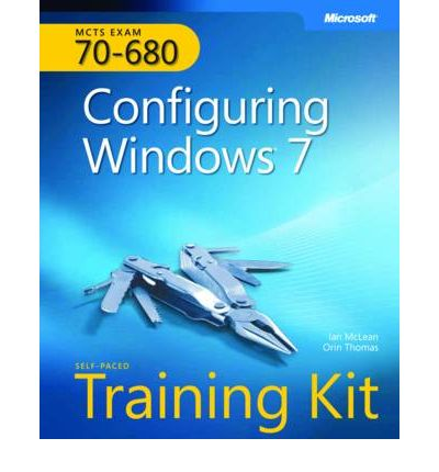 MCITP Windows Server 2008 Windows 7 certification books... | ClickBD large image 0