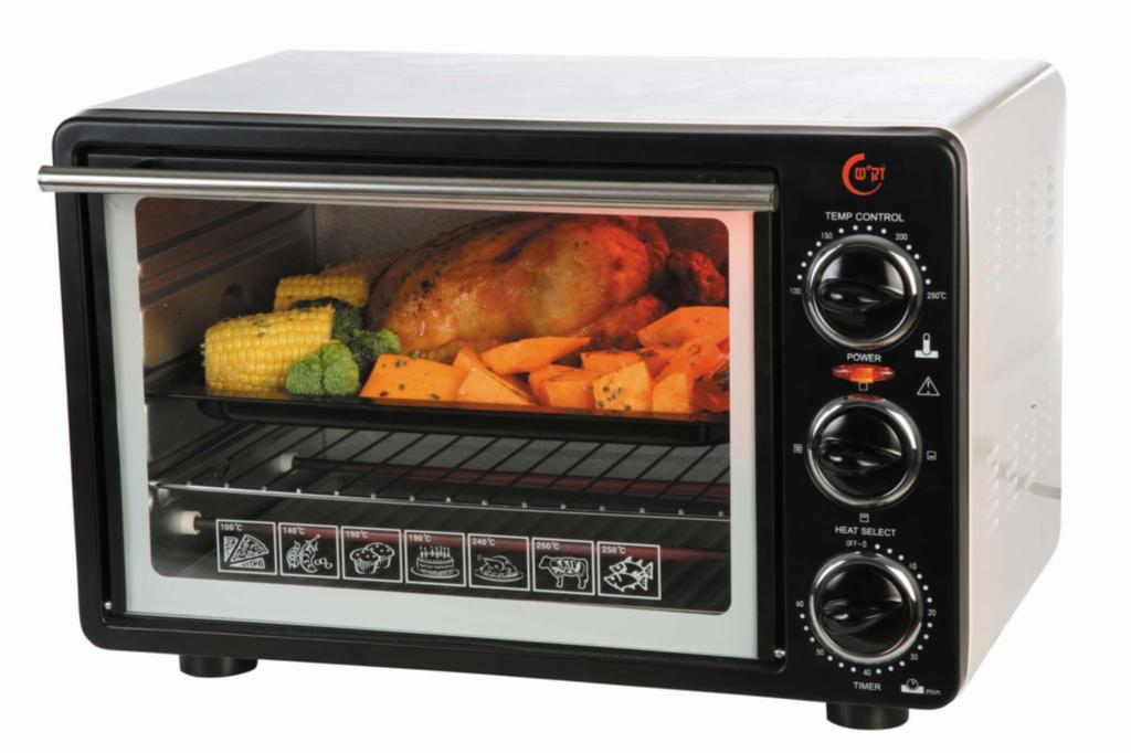 Electric Oven Model No. NEO-C22R | ClickBD large image 0