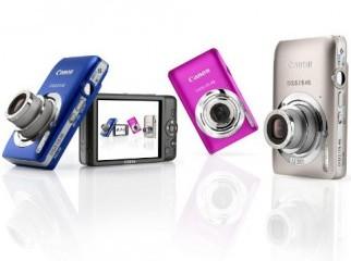 Canon IXUS 115 HS 12.1MP 4x zoom Digital Camera