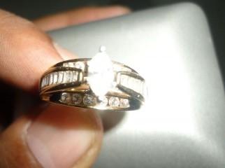 Diamond Ring Rare in Market