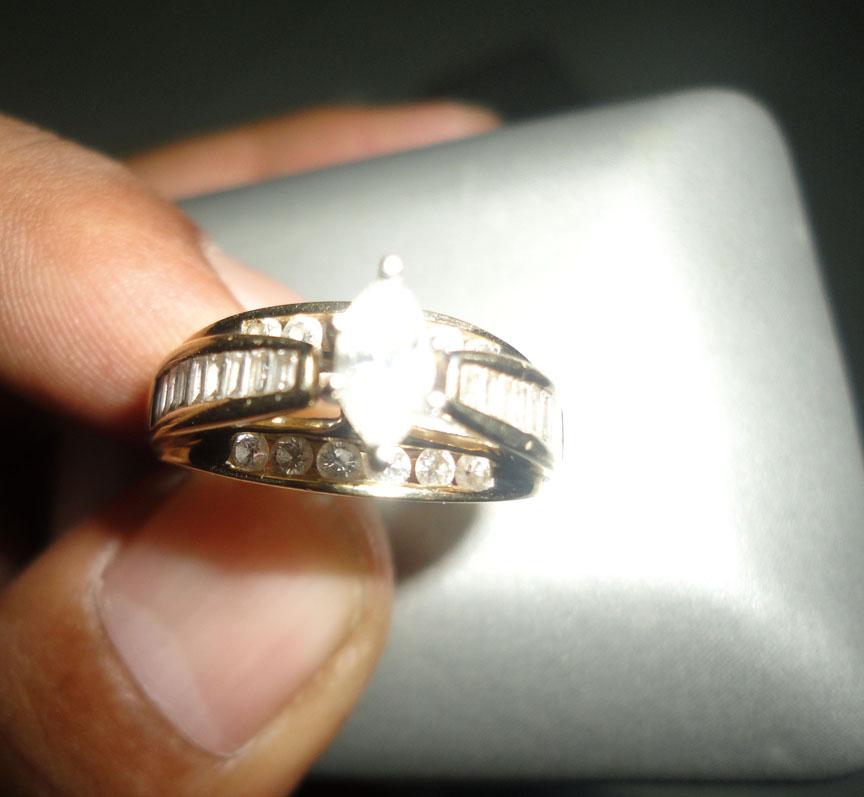 Diamond Ring Rare in Market  | ClickBD large image 0