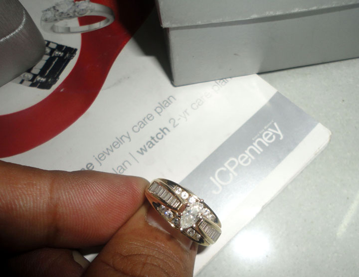 Diamond Ring Rare in Market  | ClickBD large image 1