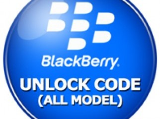 instant blackberry unlocking code