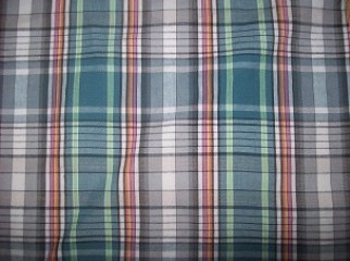 100 COTTON CHECK GARMENTS LOT FOR SALE