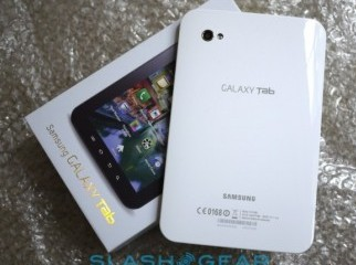 Samsung Galaxy Tab P1000 full box xchng wit HTC Sensation