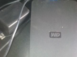 WD 1TB portable hardrive