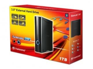 Transcend StoreJet 35T 1TB External Hard Drive For Sale