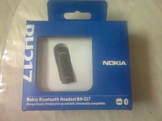 Full Intact unused Nokia Bluetooth BH-217 for urgent sell