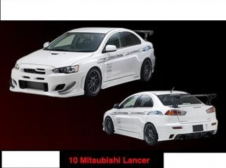 MODIFICATION FOR LANCER EX