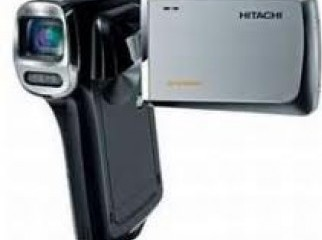 Hitachi DZ-HV565E High Definition 1080p SD Video Camera