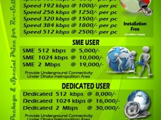 AsiaNet High Speed Internet Starting from 500 per month