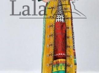 Pakistani designer Kameez Magnifique by lala