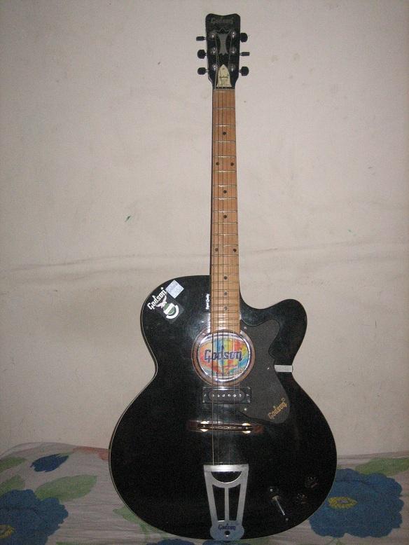 electric acoustic guitar godson brand clickbd. Black Bedroom Furniture Sets. Home Design Ideas