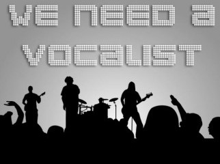 need a Vocalist for A Rock band