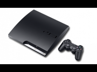 ps3 slim 320 GB CFW 3.55