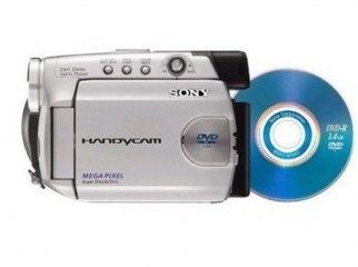 2 secondhand SONY DCR-DVD301 1 BRAND NEW HANDYCAM