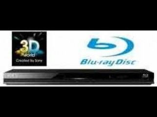 SONY BLUE RAY