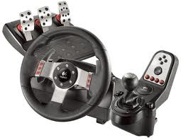 Logitech G27 Racing Wheel | ClickBD large image 0