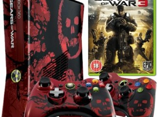 Xbox 360 Gears of War Special Edition 320 GB Hard drive
