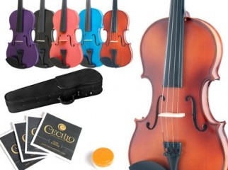 Brand New Violin - Size 4 4 -Imported from Mendini Music USA