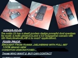 Nokia X2-00 new