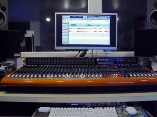 Music Composition Recording and Mixing in studio