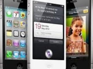 Apple iPhone 4S 64GB White Unlocked (Never Lock)
