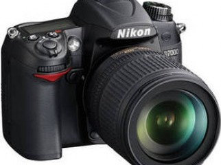 Nikon D7000 DSLR Camera Kit with Nikon 18-105mm DX VR Lens