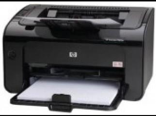The new LaserJet P1102 and Wireless LaserJet P1102W printers