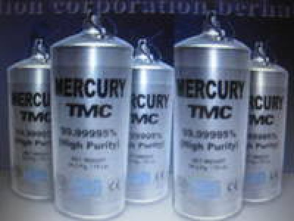 sodium cyanide Prime Virgin Silver liquid Mercury of 99 ...