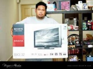 sony bx 320 lcd tv 32 inch