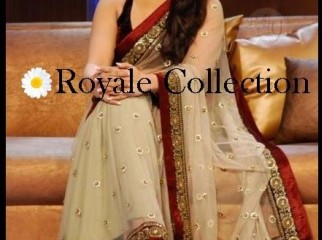 Rani mukharjee s exclusive saree