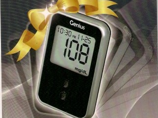 Genius Blood Glucose Meter