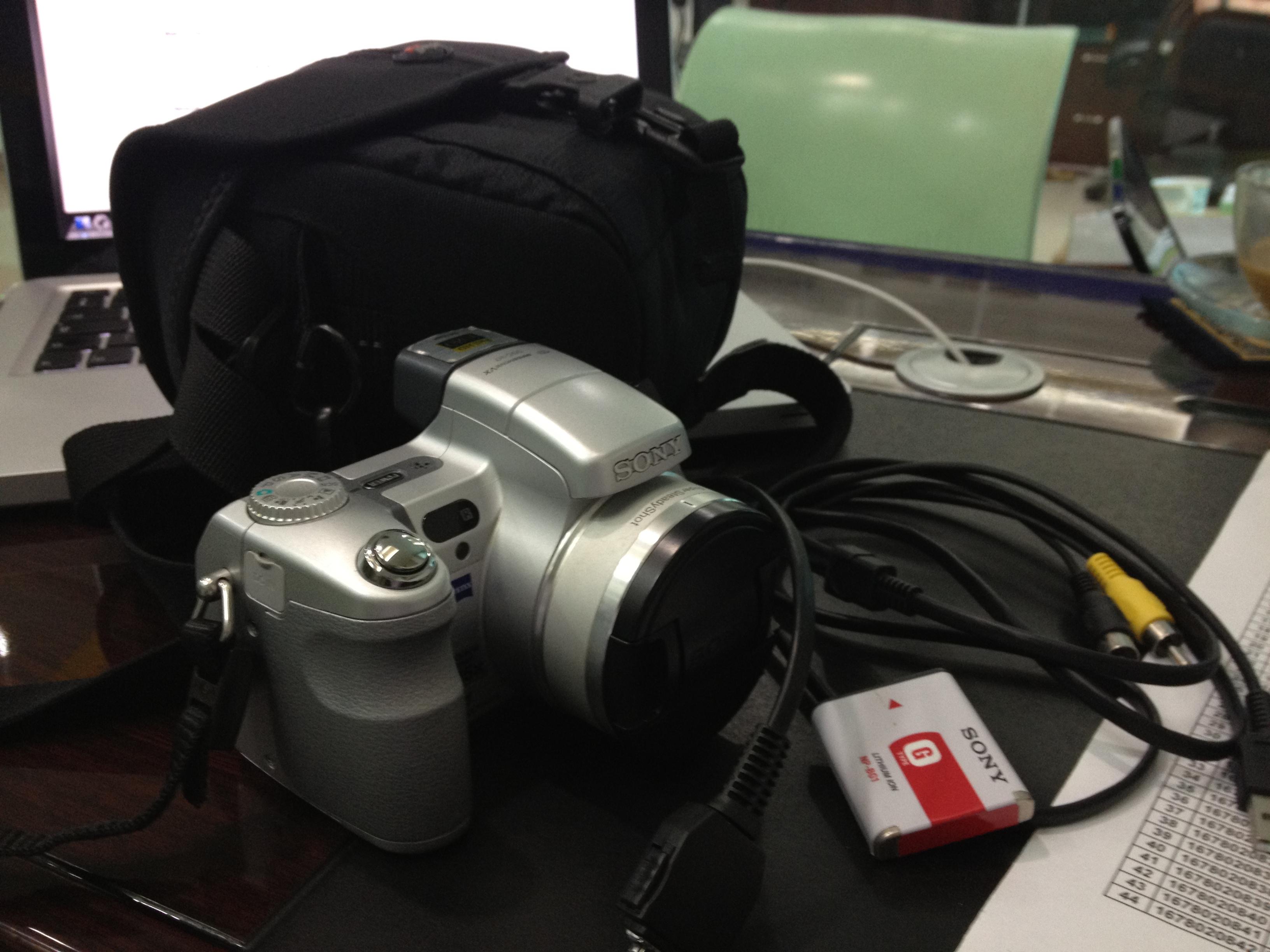Sony Dsc H7 Digital Camera Clickbd