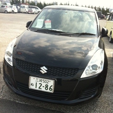 2010 Suzuki Swift Newshape Japanese Origin | ClickBD large image 0