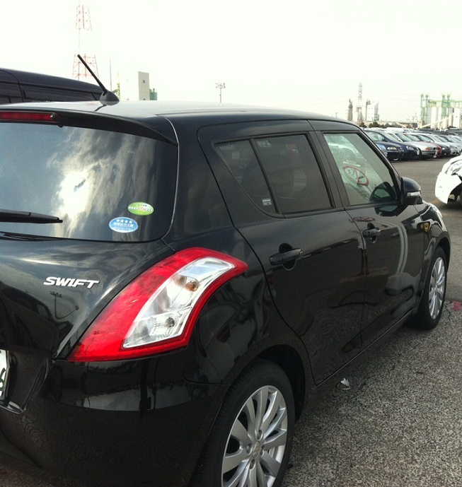 2010 Suzuki Swift Newshape Japanese Origin | ClickBD large image 1