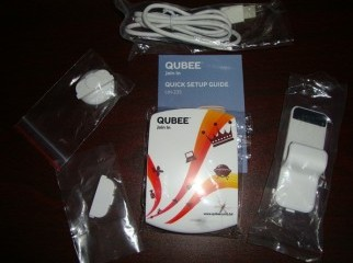 Qubee postpaid very good condition only 700